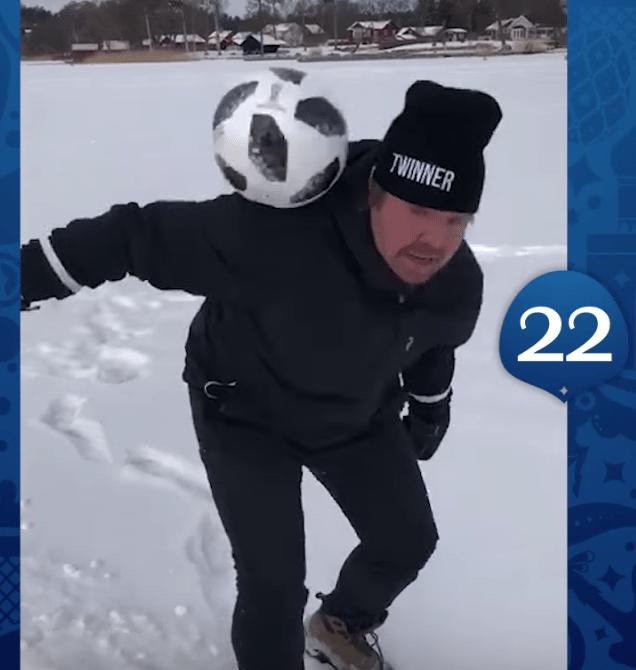 100 DAGAR TILL – FIFA WORLD CUP RUSSIA 2018