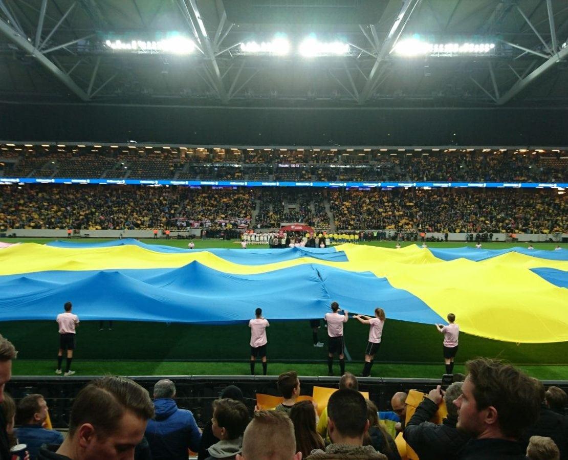 Våra vinnares bilder från Freinds Arena Sverige-Vitryssland
