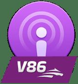 V86-Pod med Erland och Norinder 30/11